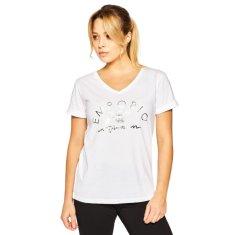 Emporio Armani Dámské tričko 164334 0P291 00010 bílá - Emporio Armani