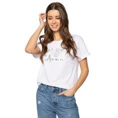 Emporio Armani Dámské tričko 164340 0P291 00110 bílá - Emporio Armani
