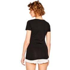 Emporio Armani Dámské tričko 163321 0P263 00020 černá - Emporio Armani
