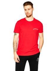 Emporio Armani Pánské tričko 110853 0P510 00074 červená - Emporio Armani