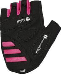 4F Cyklistické rukavičky unisex 4F RRU204 fuchsiové