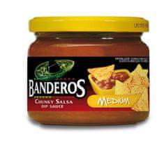 BANDEROS omáčka na tortilly jemne pálivá 300g (bal. 12ks)