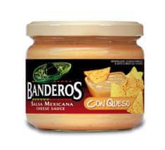 BANDEROS omáčka na tortilly syrová 300g (bal. 12ks)