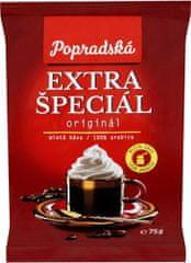 POPRADSKÁ káva Extra špeciál mletá 75g (bal. 30ks)