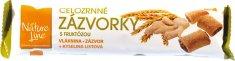 PEČIVARNE L.H. ZÁZVORKY sušienky celozrnné s fruktózou 65g (bal. 24ks)