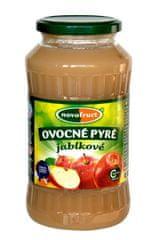 NOVOFRUCT NOVOFRUCT Ovocné pyré - jablkové 700g (bal. 8ks)