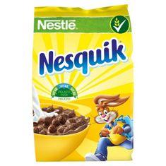 Nestlé NESQUIK cereálie 500g (bal. 15ks)