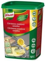 KNORR omáčka citrónovo-maslová 800g