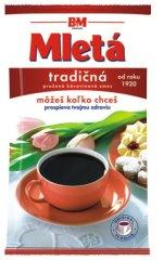 B.M. Kávoviny MLETÁ tradičný cereálny nápoj 500g (bal. 8ks)
