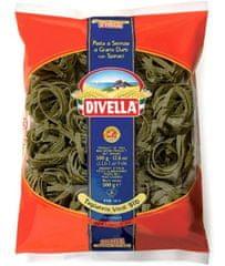 DIVELLA cestoviny semolinové so špenátom tagliatelle 500g (bal. 12ks)