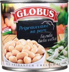 Globus Fazuľa biela veľká 310g (bal. 12ks)