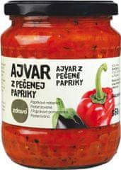 Zdravo  Ajvar z pečenej papriky 560g (bal. 6ks)