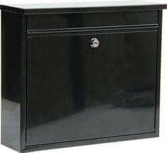 Vorel Poštovní schránka 310 x 360 x 100mm černá TO-78575 VOREL