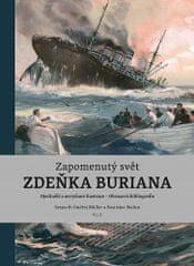 Zdeněk Burian: Zapomenutý svět Zdeňka Buriana