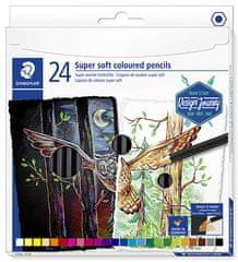 Staedtler Design Journey Super Soft bojice, 24/1