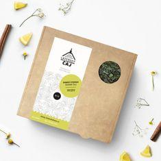 Lázeňská káva Domácí pohoda sypaný bylinný čaj