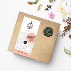 Lázeňská káva Luhačovický čaj pro chvíle pohody sypaný bylinný čaj