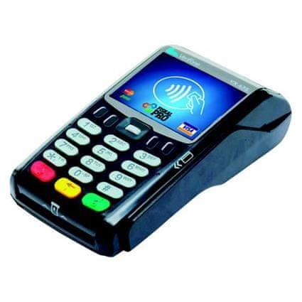 Registrační pokladna FiskalPRO EET + platební terminál VX 675 GSM, baterie