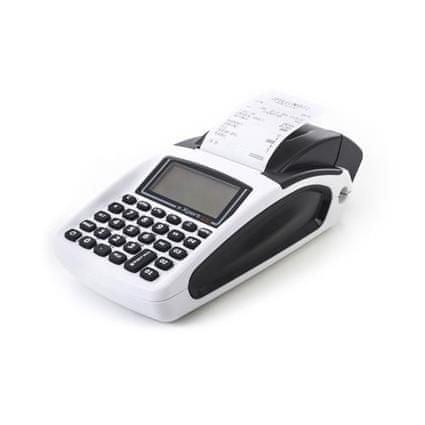 EET Daisy Registrační pokladna eXpert SX baterie, displej, GSM, T-Mobile, SIM 1 rok zdarma