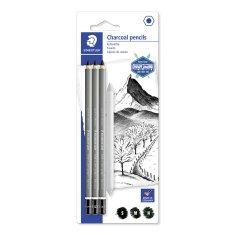 Staedtler Design Journey ugljen u olovci, 3/1 + sjenilo