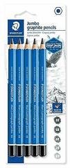 Staedtler Design Journey Jumbo grafitne olovke, 5/1