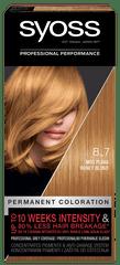 Syoss Baseline Color barva za lase, 8-7 medeno blond