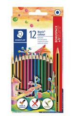 Staedtler Noris bojice, 12/1 + olovka 120 HB