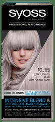 Syoss Baseline Color boja za kosu, 10-55 ultra platinasto plava