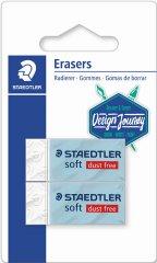 Staedtler Design Journey gumica, soft, 2/1
