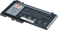 T6 power Baterie Dell Latitude E5270, E5470, 4120mAh, 47Wh, 3cell, Li-pol