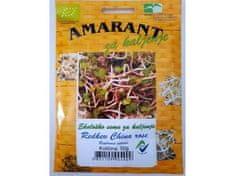 Amarant redkev China Rose eko za kaljenje, veliko pakiranje