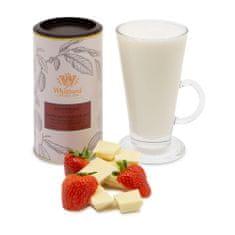 Whittard of Chelsea Bílá horká čokoláda s příchutí jahod
