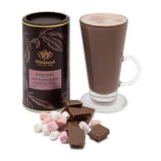 Whittard of Chelsea Horká čokoláda s příchutí marshmallows, třešně a sušenek