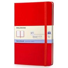 Moleskine Blok za crtanje, veliki, crveni