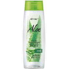 Belita Aloe Ultra hydratující sprchový gel, 400 ml
