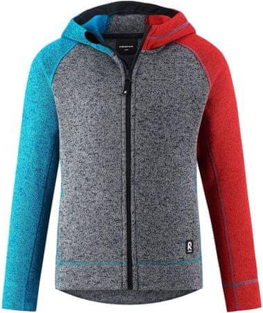 Reima Lively fiú pulóver, 110, szürke