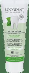LOGONA EXTRA FRESH daily care zubná pasta mäta bez fluoridu - 75ml