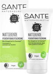 SANTE Naturkosmetik 24-hodinový zmatňujúci krém - 50ml