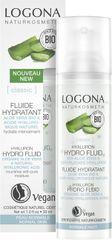 LOGONA Hydro fluid BIO aloe vera s kyselinou hyalúronovou - 30ml