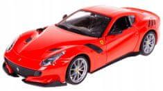 BBurago model Ferrari F12TDF 1:24, crveni