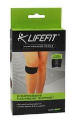 LIFEFIT Neoprenová bandáž LIFEFIT BN301 Patelární-Koleno páska