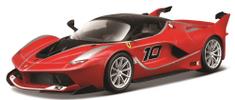 BBurago model Ferrari Racing FXX K, 1:24, crvena