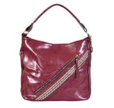 Aaryans Prostorná taška 8196 VÍNOVÁ
