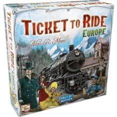 Days of Wonder družabna igra Ticket to Ride Europe