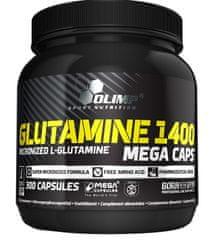Olimp Glutamine 1400 Mega Caps 300kapslí