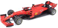 BBurago model Ferrari Racing F1 2019 SF90 Sebastian Vettel 1:18