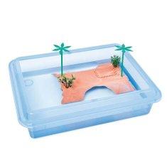 COBBYS PET Bazén pre korytnačky 54x40x14cm 22 litrov