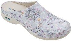 Nursing Care BERLIM pracovní kožená pratelná obuv s certifikací dámská bez pásku primavera WG4AF18 Nursing Care Velikost: 35
