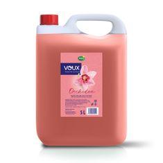 VOUX Jemné tekuté mydlo s vôňou ORCHIDEA 5L