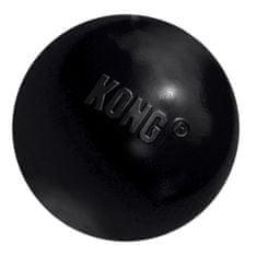 KONG Extreme lopta za pse, M, crna